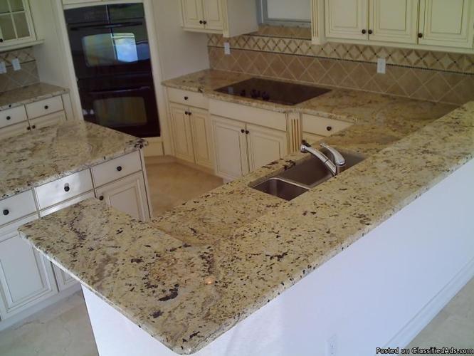 Price Of Granite Countertops : GRANITE COUNTERTOPS-$$$$ - Price: 21.00 in Miami Beach, Florida ...