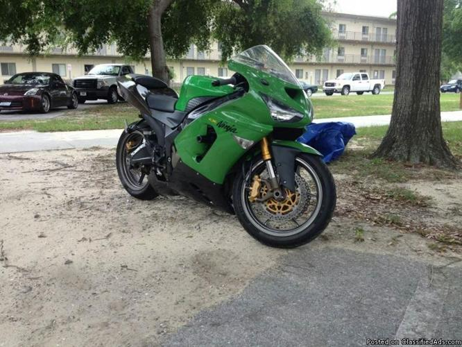 '05 Kawasaki Ninja 636
