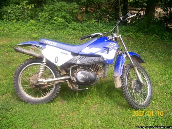 yamaha rt 100 dirt bike  eBay