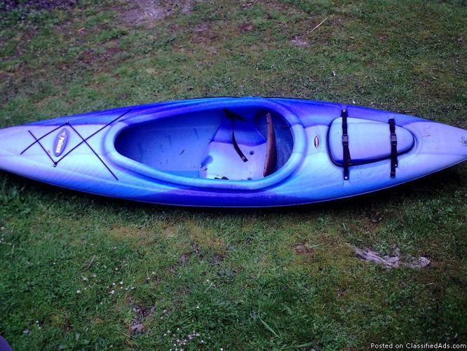 10' Pelican Ram-X Kayak