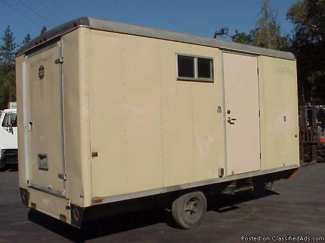 16' Wells Cargo Office Trailer $2,595 - Price: $2,595 in Grants Pass ...