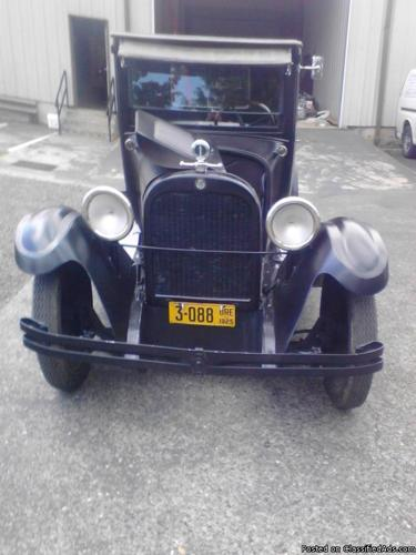 1925 Dodge Brothers Doctors Coupe