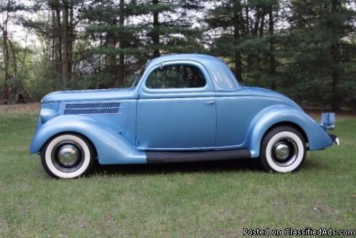1936 ford 3 window coupe price 39 990 in elkhart for 1936 ford 3 window for sale