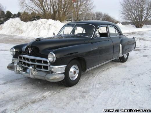 1949 cadillac fleetwood 4 door sedan price 13 500 in for 1949 cadillac 4 door