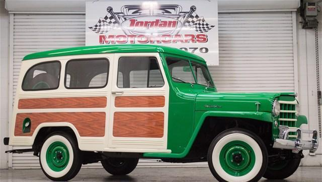 1952 Willys Jeep Wagon 4X4
