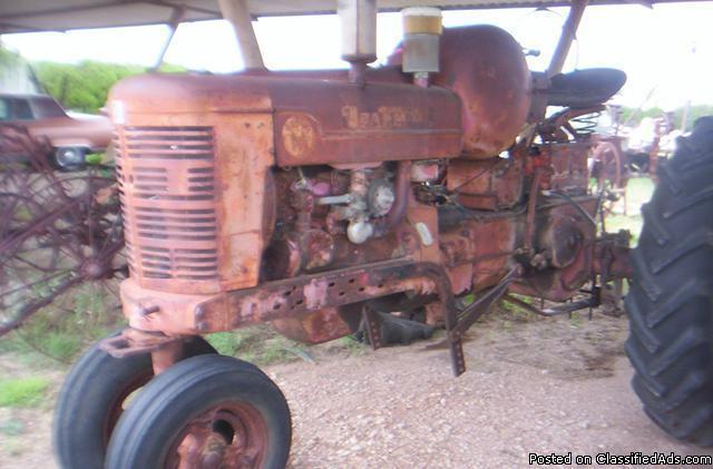 1953 Farmall Super