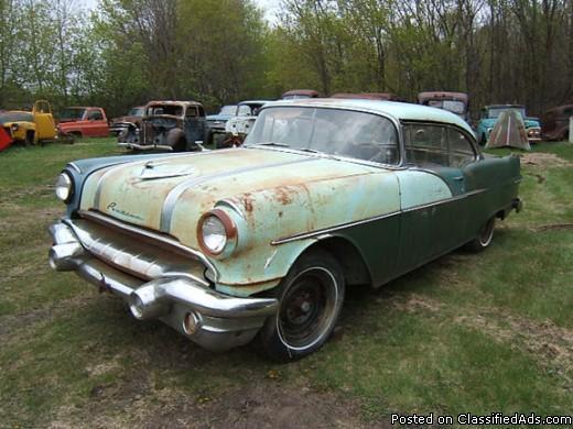 1956 pontiac chieftain 2 door hardtop price 3000 in for 1956 pontiac 2 door hardtop