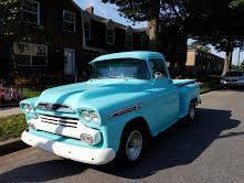 1959 Chevrolet Apache Step-Side