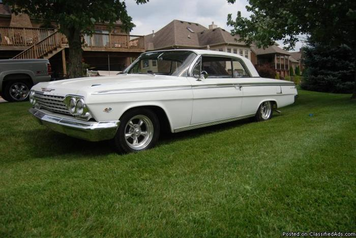 1962 Chevy Impala Super Sport