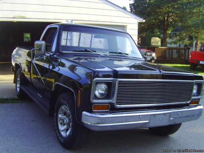 1973 chevy cheyenne - Price: 3600