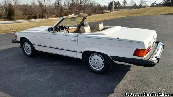 1978 Mercedes-Benz 450SL Roadster For Sale in Fort Wayne, Indiana 46818
