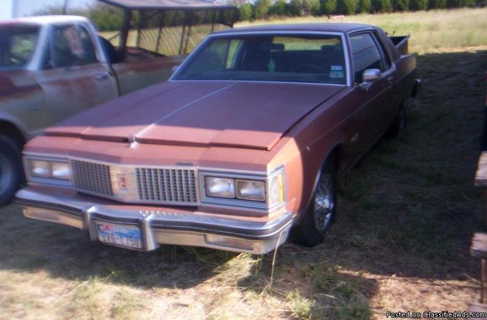 1982 Oldsmobile