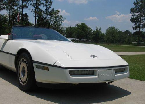1987 Chevy Corvette Convertible