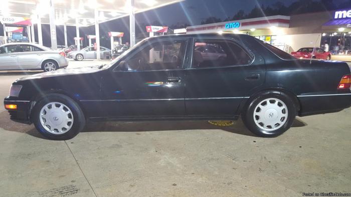 1991 Lexus LS400
