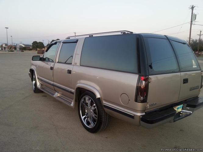 1993 Chevy Suburban