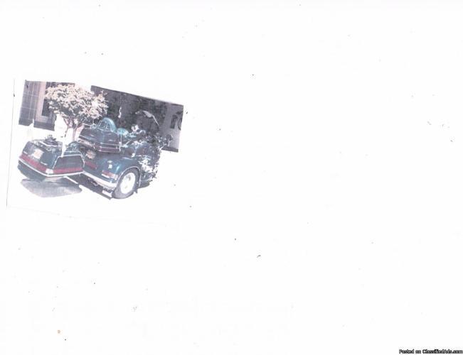 1994 Aspencade Gold wing Trike