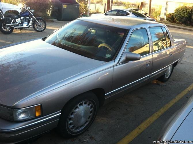 1996 Cadillac Sedan Deville $1500 OBO