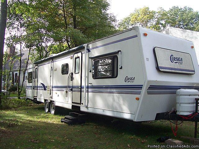 1996 Corsica by Cobra Travel Trailer ***Price Reduced***NEED TO SELL*** - Price: $6500