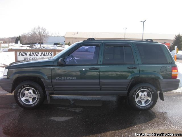 1996 jeep grand cherokee laredo price 3600 in little canada. Cars Review. Best American Auto & Cars Review