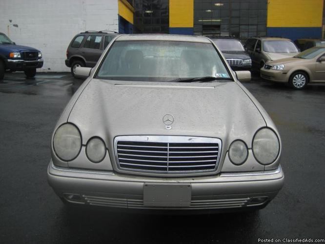 1998 Mercedes Benz E Class E 320 ( Warranty Included )