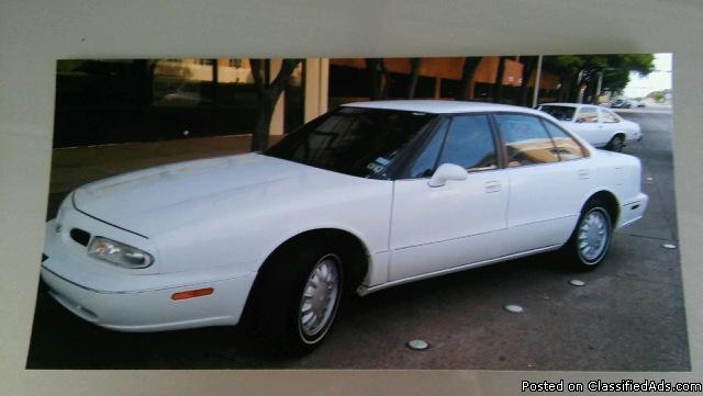 1998 OLDS 88 3.8 V6