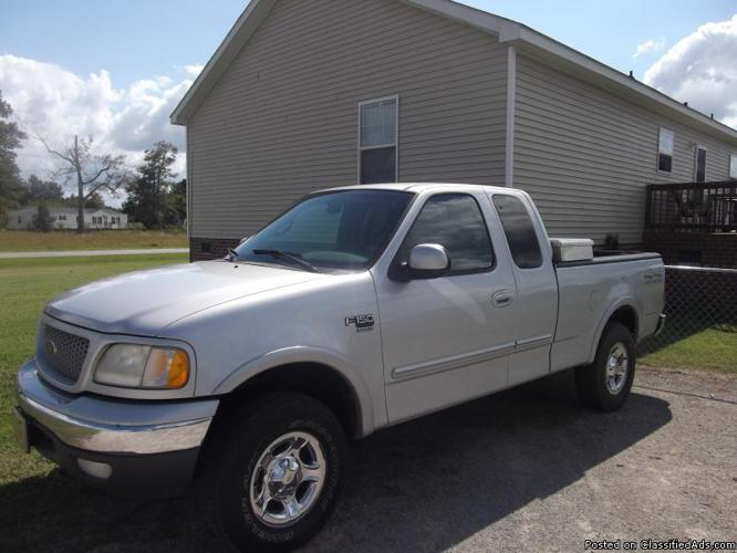 1999 Ford f 150 4x4 - Price: $5000