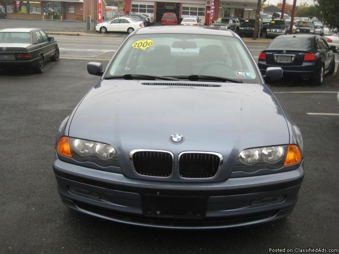 2000 BMW 323I (Warranty Included )