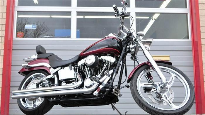 2000 Harley Softail Deuce