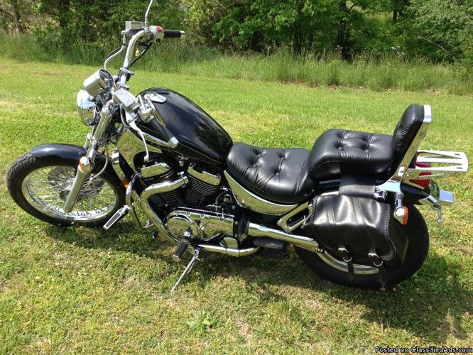 2001 800cc Intruder