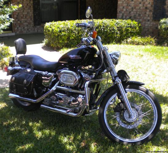 2001 Harley Davidson 1200 C Sportster