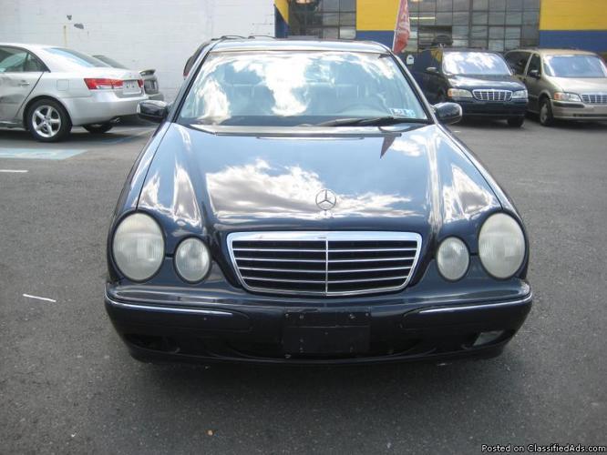 2001 Mercedes Benz E Class E 320 (Warranty Included )