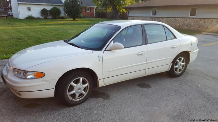 2002 Buick Regal LX