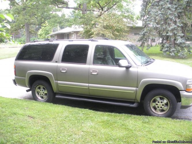 2002 chevy suburban for sale price 8 000 in munster illinois. Cars Review. Best American Auto & Cars Review