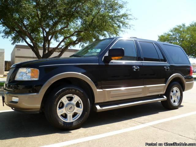 2003 ford expedition eddie bauer price 8488 in farmers branch. Cars Review. Best American Auto & Cars Review