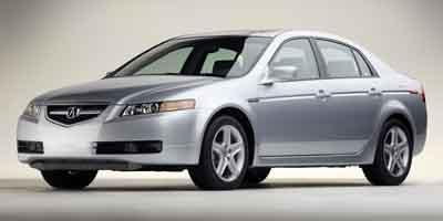 2004 Acura TL 5-Speed AT with Navigation System, Mileage: 121,936