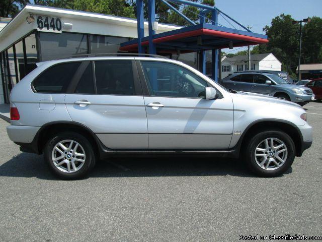 ?2004 BMW X5 Gray 119000 miles