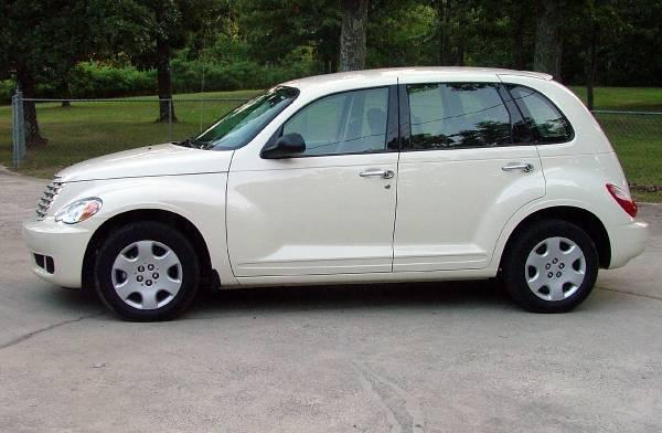 2004 chrysler pt cruiser 4 door loaded automatic 88,000 miles clean car fax