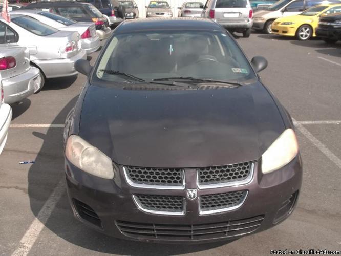 2004 Dodge Stratus SXT V6 ( Warranty Included )