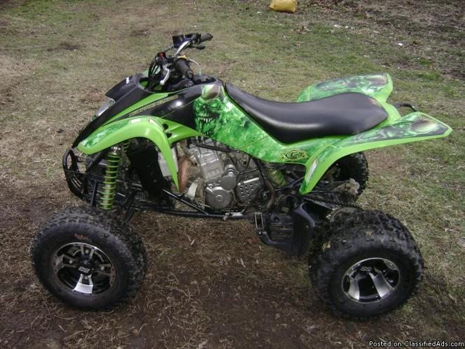 2004 KFX400