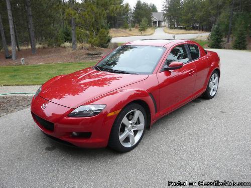 2004 Mazda RX-8 Manual - Price: 8200