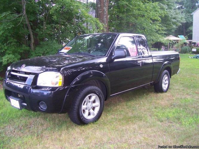 2004 Nissan Frontier Pick-up Truck - Price: $8300
