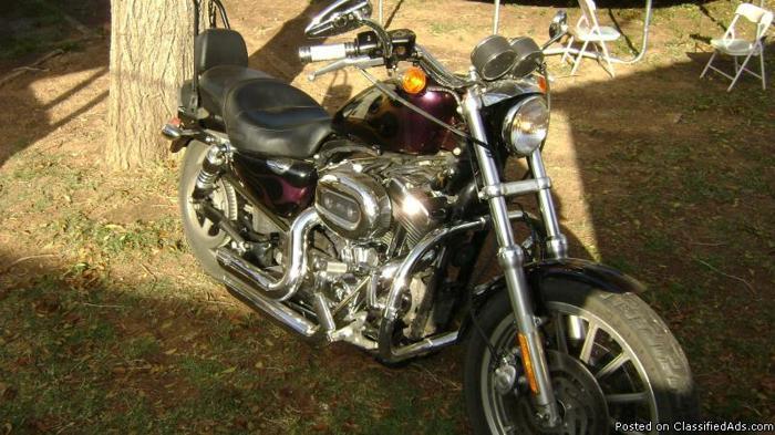 2004 XL1200 Sportster