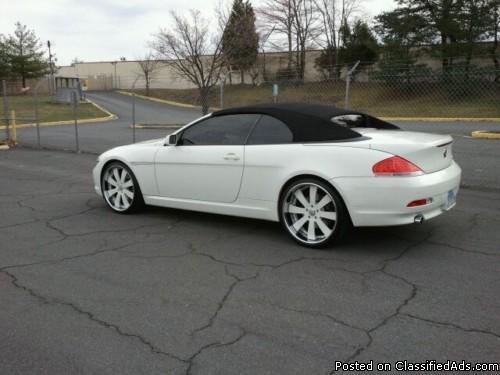 2005 BMW 6-Series 645Ci Convertible - Price: 24450