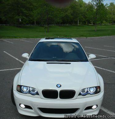 2005 BMW M3 Coupe - Price: 20800