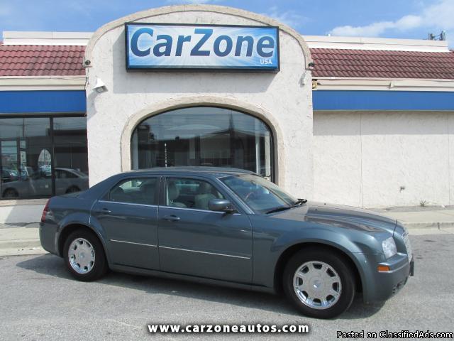 2005 Chrysler 300 w/NAV- Magnesium- 119K