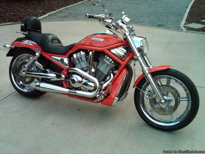 2005 Harley Davidson VRSCSE Screaming Eagle VRod