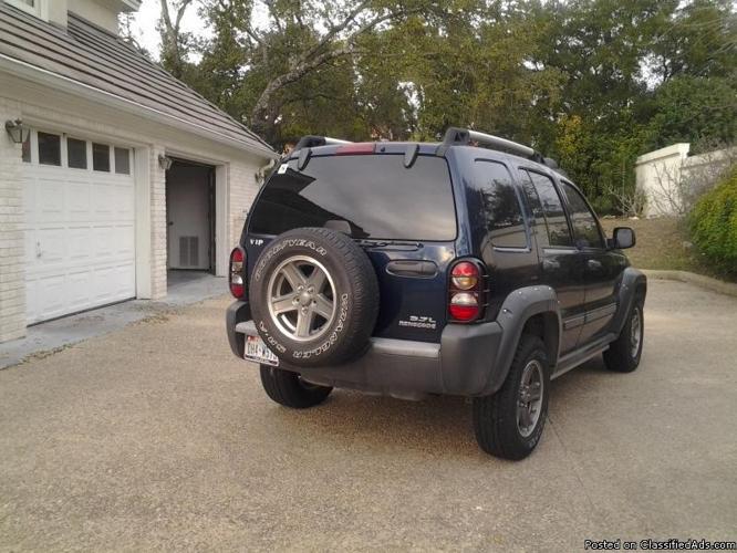 2005 Jeep Liberty 2WD Renegade
