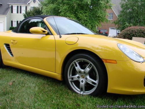 2005 Porsche Boxster Base - Price: 20600