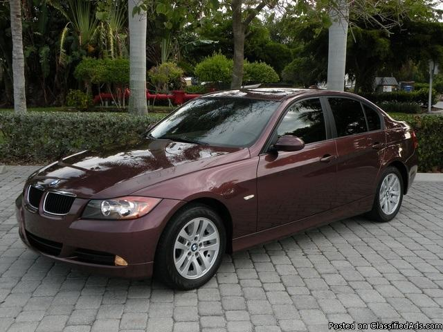 2006 BMW 3-Series 325i Sedan with Bluetooth and Push Start, Mileage: 81,236