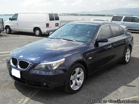 2006 BMW 5-Series 530i, Mileage: 91,664
